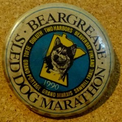 Duluth Button Beargrease 1990