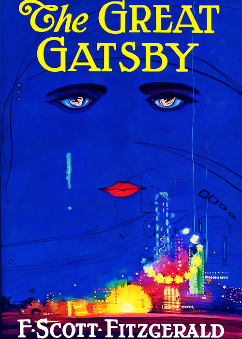 Image result for The Great Gatsby, by F. Scott Fitzgerald