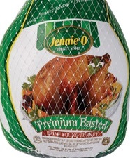 Frozen Jennie-O Turkey