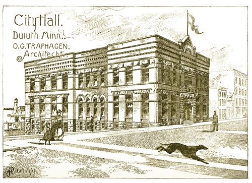 Zenith City on Tap: Duluth's 1889 City Hall and its Mayors