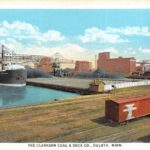 Postcards from the Clarkson Coal & Dock Co.